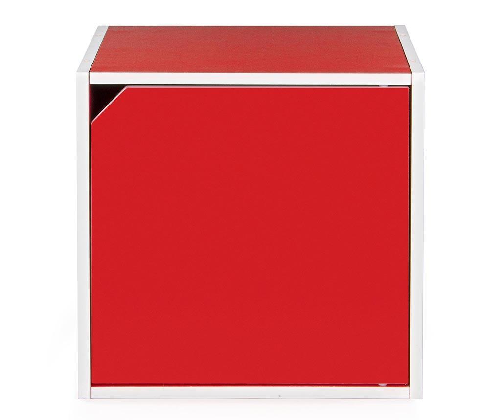 Modulární díl Cube Door Red