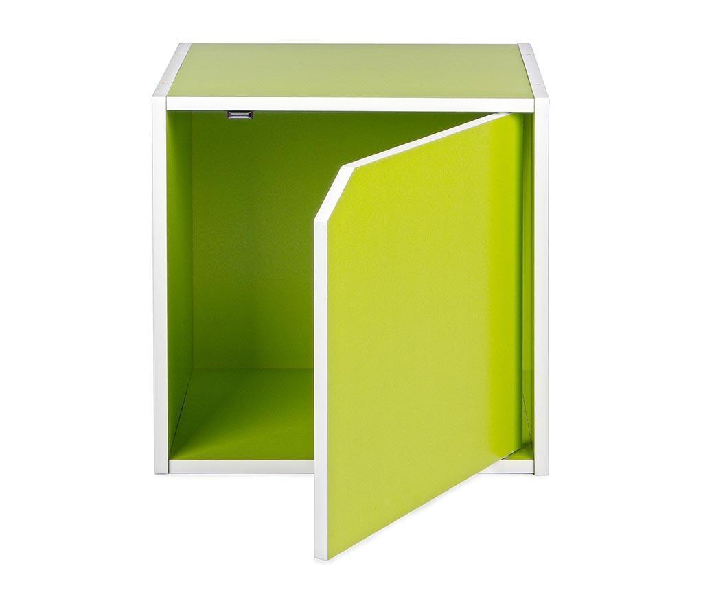 Modulární díl Cube Door Green