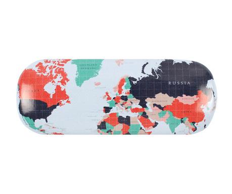 Etui za očala World Map