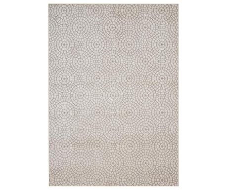 Tepih Bullseye Cream 122x183 cm