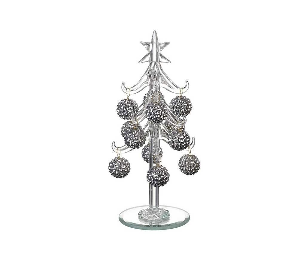 Dekoracija Tree Glass