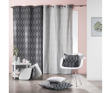 Monalise Grey Sötétítő 140x260 cm