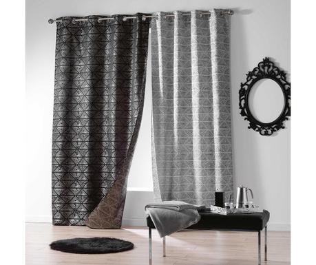 Triane Grey Sötétítő 140x260 cm