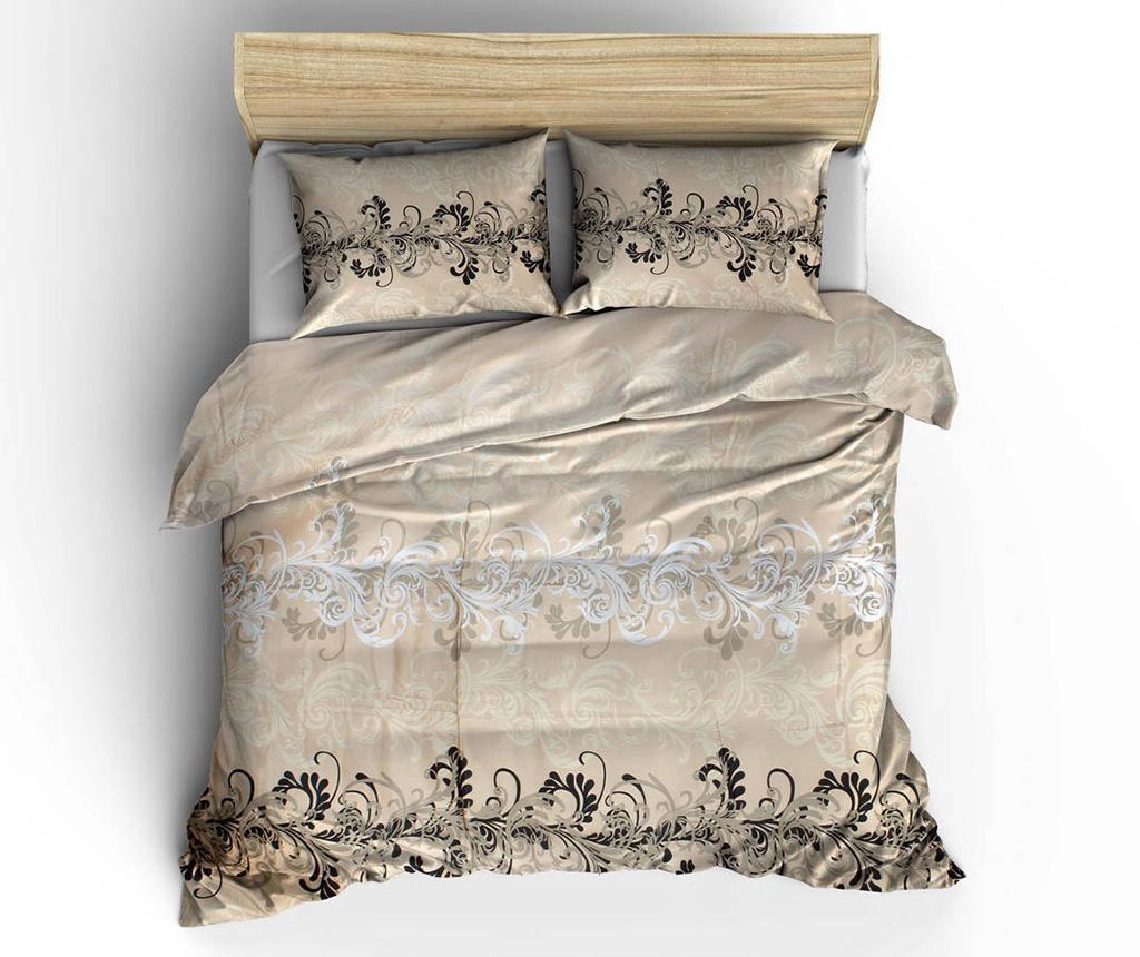 Zestaw na łóżko Double Satin Cemile  Beige