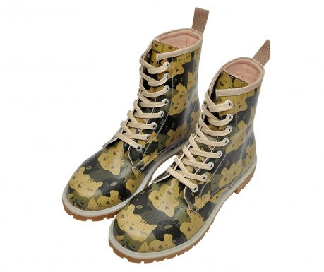 Ženski škornji Catmouflage