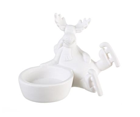 Podstavec na svíčku Reindeer Skates