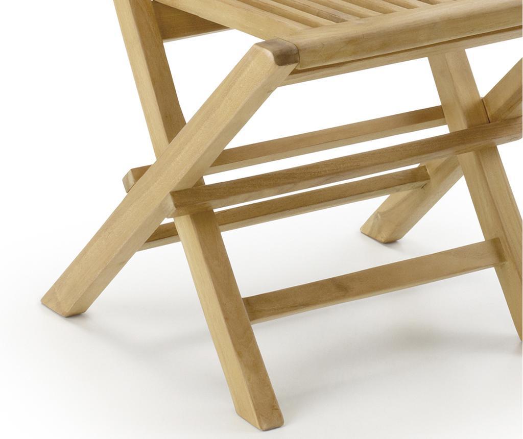 Zložljiv vrtni stol Snick