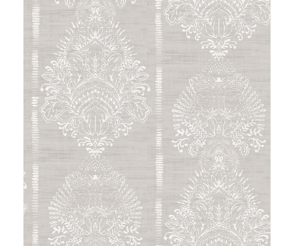 Silk Road Chalk Tapéta 53x1005 cm