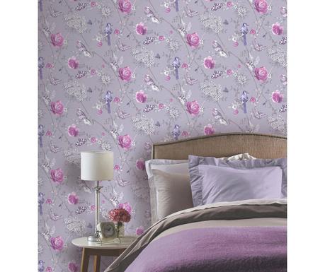 Stenska tapeta Paradise Garden Lilac 53x1005 cm