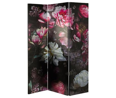Zložljiva pregradna stena Momoka Floral Screen