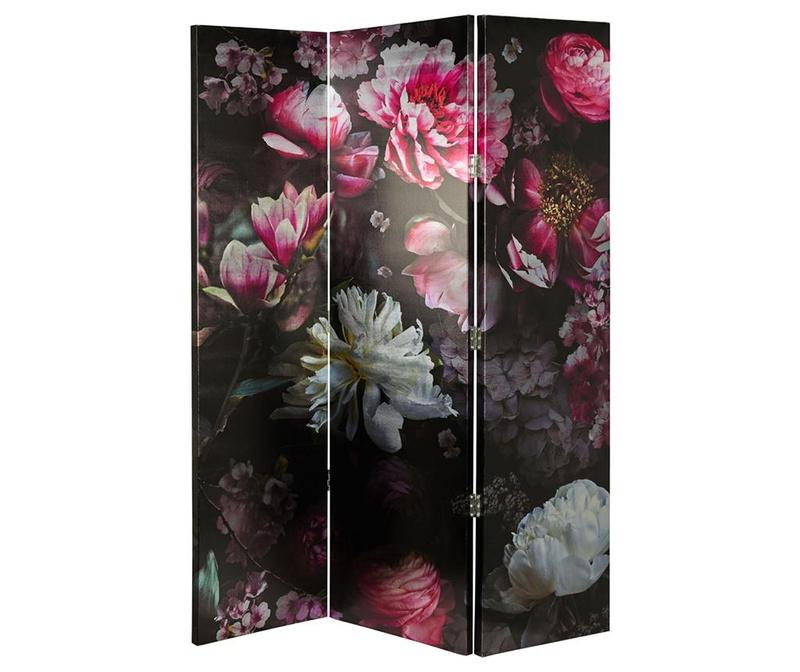 Paravan Momoka Floral Screen