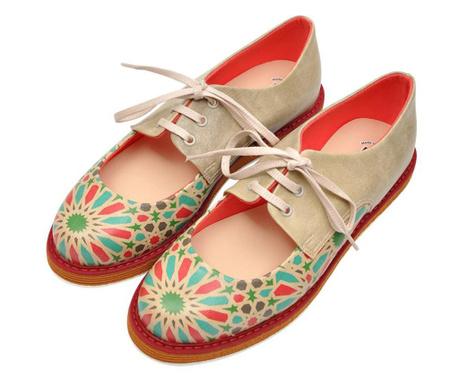 Ženski čevlji Geo Stars