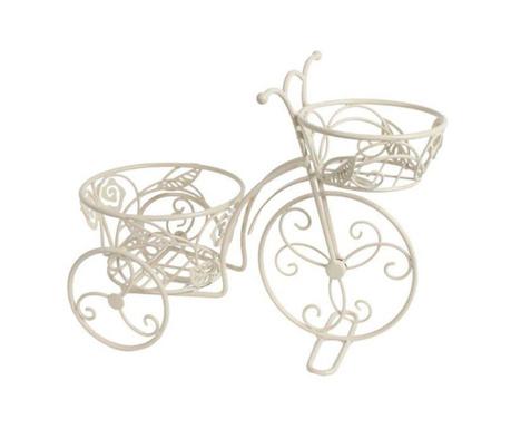 Stojalo za cvetlične lonce Creamy Bike