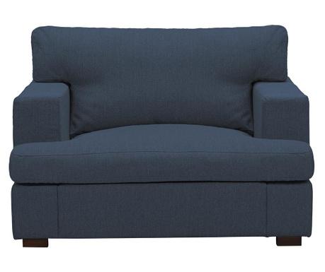 Fotelja Charles Blue