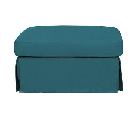 Taburet za noge Jean Turquoise