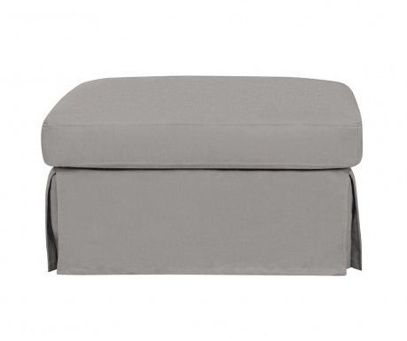 Podnóżek Jean Light Grey