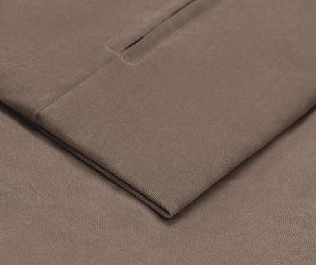 Калъф за разтегателно триместно канапе Helene Brown 100x194 см