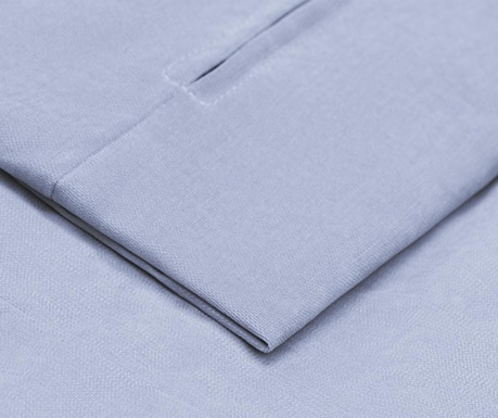 Husa pentru canapea 3 locuri Helene Blue 94x203 cm