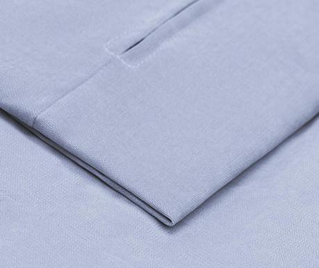 Prevleka za trosed Helene Blue 94x203 cm