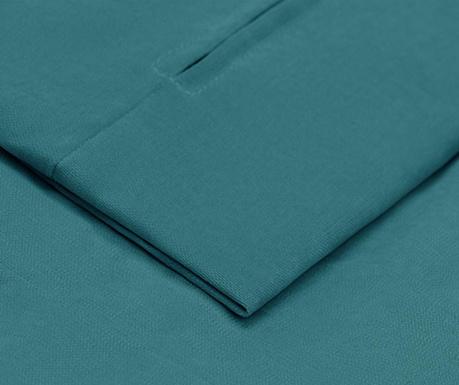Husa pentru canapea 3 locuri Helene Turquoise 94x203 cm