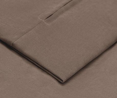 Prevleka za raztegljiv trosed Jean Brown 90x187 cm