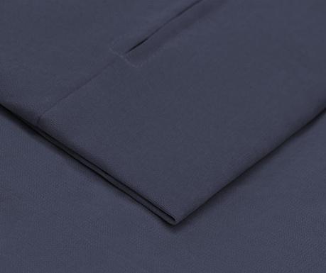 Prevleka za raztegljiv trosed Jean Dark Blue 90x187 cm