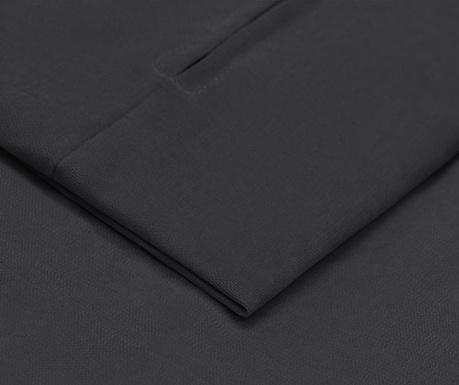 Pručka za tburet Jean Dark Grey 58x78 cm