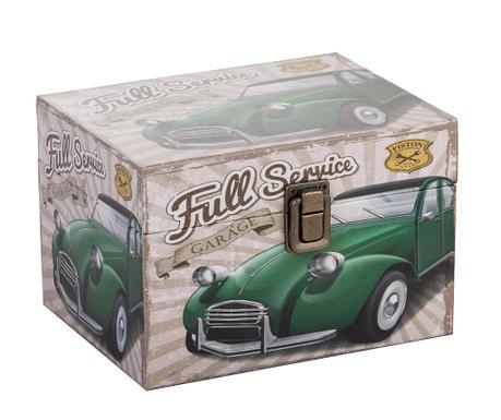Shranjevalna škatla s pokrovom Full Service