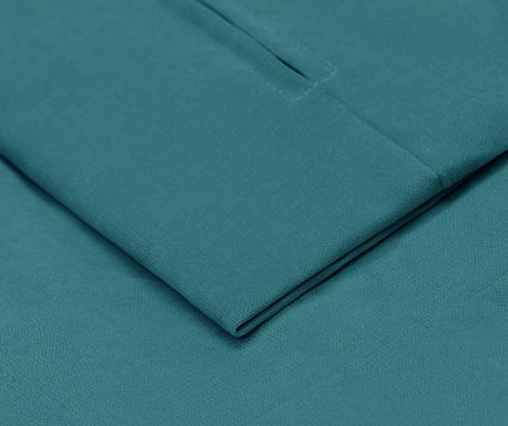Navlaka za desnu kutnu garnituru Helene Turquoise 177x271 cm