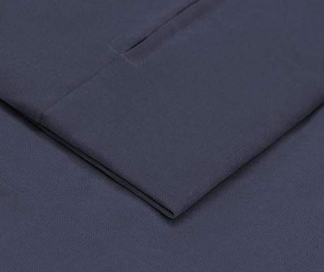 Husa pentru coltar stanga Helene Dark Blue 177x271 cm