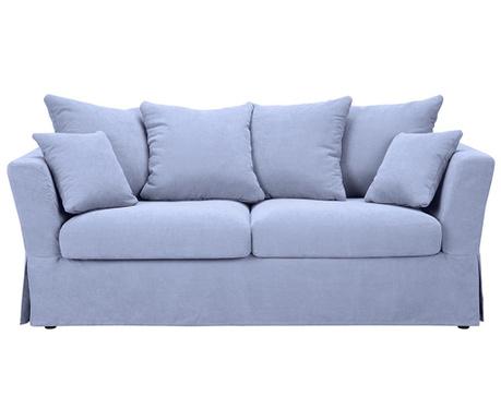 Canapea extensibila 3 locuri Helene Blue