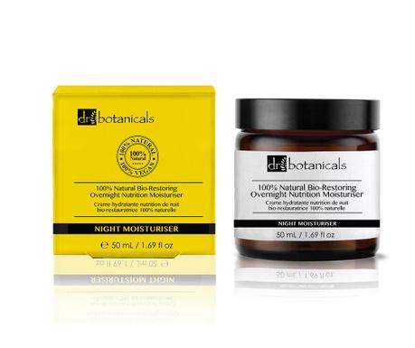 Noćna krema za lice Bio Restoring Nutrition 50 ml