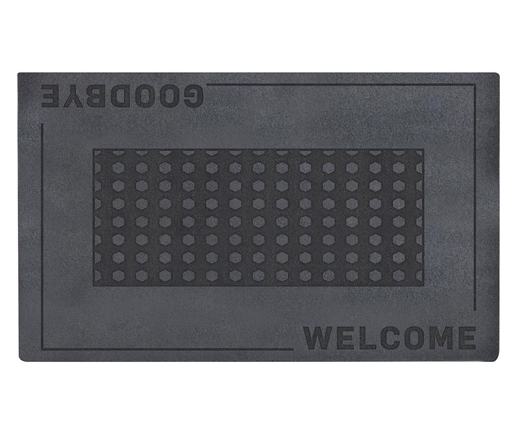 Wycieraczka Welcome Goodbye 45.3x75.5 cm