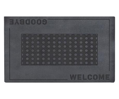 Covoras de intrare Welcome Goodbye 45.3x75.5 cm