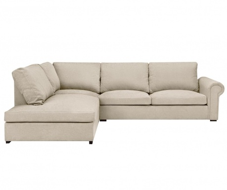 Ляв ъглов диван Antoine Beige
