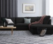 Десен ъглов диван Charles Black