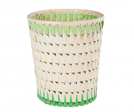 Καλάθι χαρτιών Corn Green