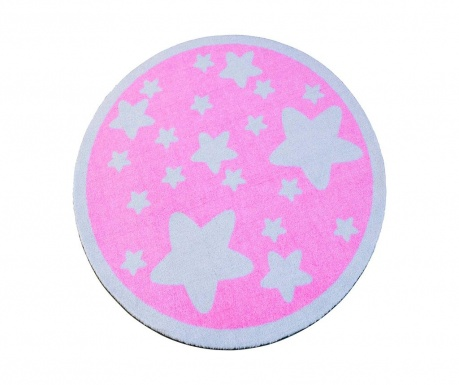 Stars Pink Szőnyeg 100 cm