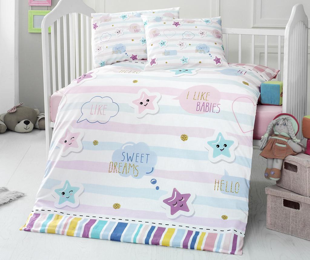 Posteljina za krevetić Ranforce Supreme Dream 100x150