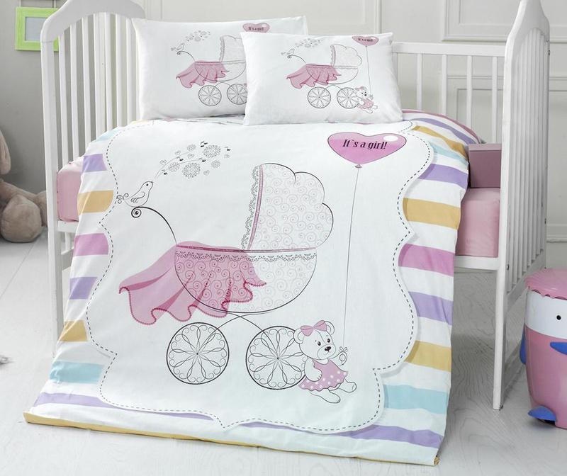 Otroška posteljnina Ranforce Supreme Girl 100x150