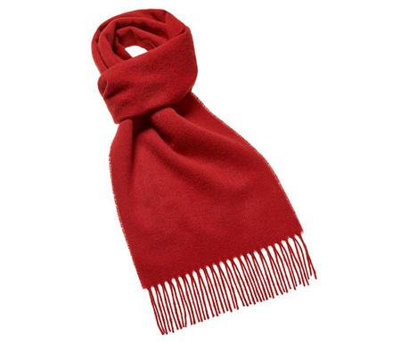 Szalik Crimson Scarlet 25x190 cm
