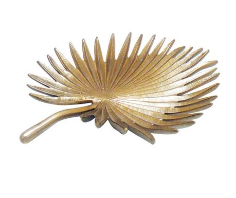 Dekoračný podnos Evora Gold