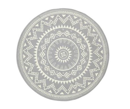 Килим Valencia Grey Cream Round