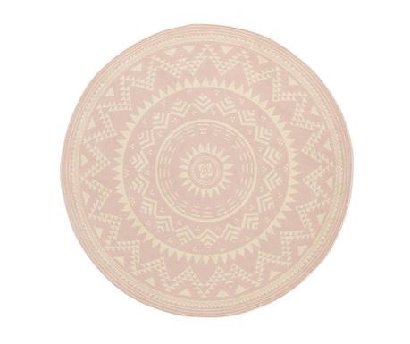 Килим Valencia Rosa Cream Round