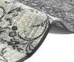 Covor Kirie Grey Cream 80x150 cm