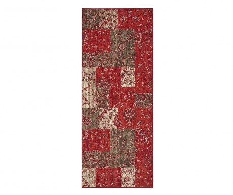 Covor Kirie Red Brown 80x150 cm