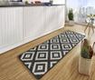 Preproga Kitchen Black Diamond 67x180 cm
