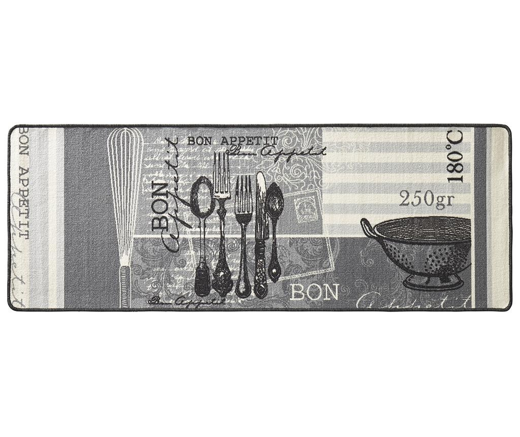 Tepih Kitchen Runner Bon Appetit 67x180 cm