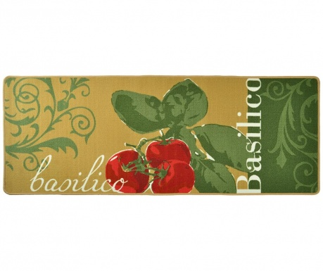 Preproga Kitchen Basilico 67x180 cm