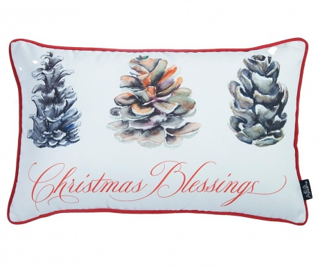 Fata de perna Christmas Blessings 30x51 cm